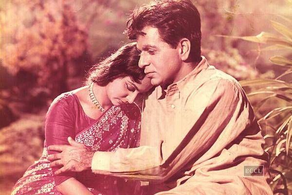 Dilip Kumar fell in love for the first time with renowned actress Kamini Kaushal. It was on the sets of 'Shaheed' that their love blossomed. They were planning to marry as well, but Kamini's brother was against the relationship. Since, Kamini was already married to her late sister's husband to look after her child; it was difficult for her also to move out. It is also said, that Kamini's brother even threatened the actor to break off and move on.