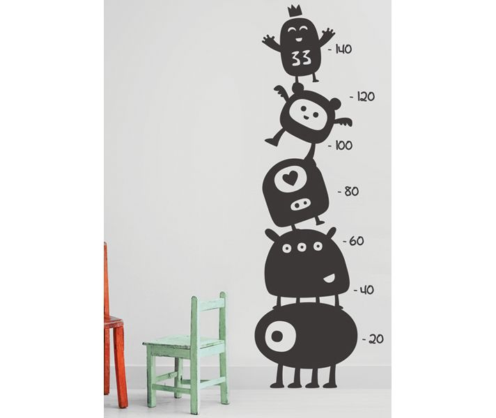 Stickaroo Wall Decals - Watch Me Grow