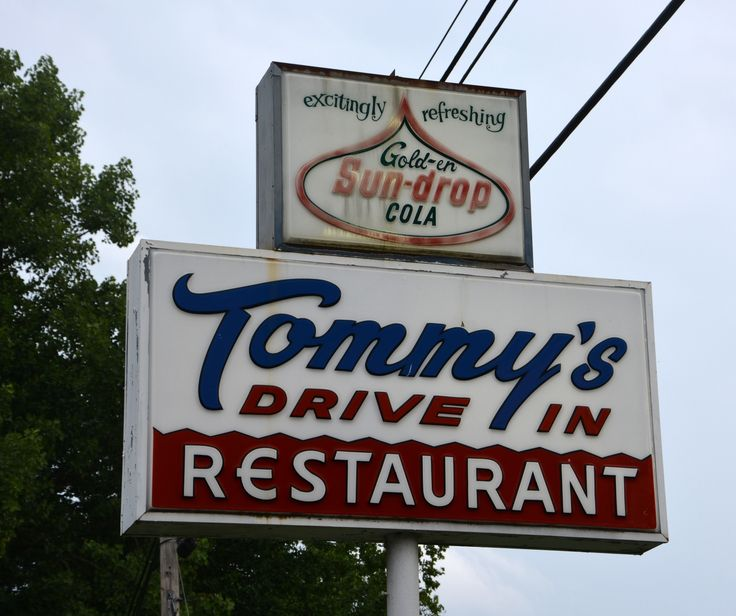 .Tommy's Drive-In is located between Dallas and Gastonia, NC on U.S. Hwy 321. This iconic locale has been in place for almost 50 years. Late owner Tommy Gibson's family sold the restaurant about two years ago, but nothing else changed. Tommy's is famous for its bbq sandwiches, cheeseburgers, and Sun-Drop Cola. Sun-Drop is a favorite drink in the piedmont of NC