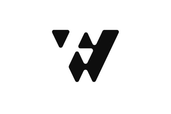 Freeman White logo by Malcom Grear Designers