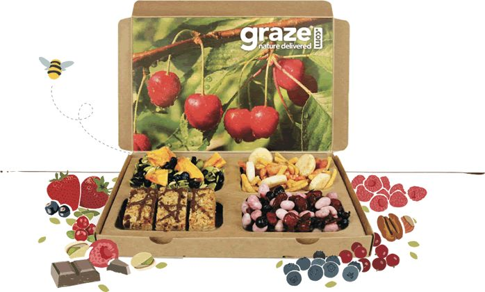 Studies show that healthy afternoon snacks boost your brain power—so we scored all Muse readers a free snack box from our friends at graze. Happy snacking! Use promo code: THEMUSE