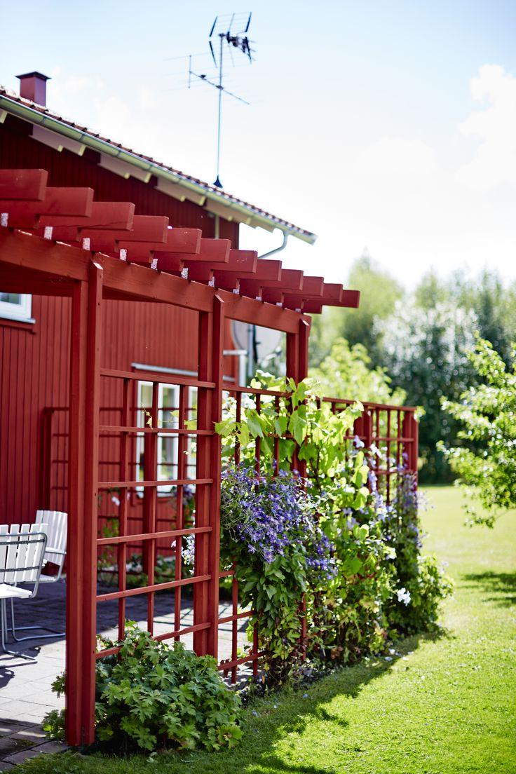 Västanhem Mäkleri & Interiör. Granshult Västergård 5. Foto: Sara Landstedt. Styling: Olgas Hus.