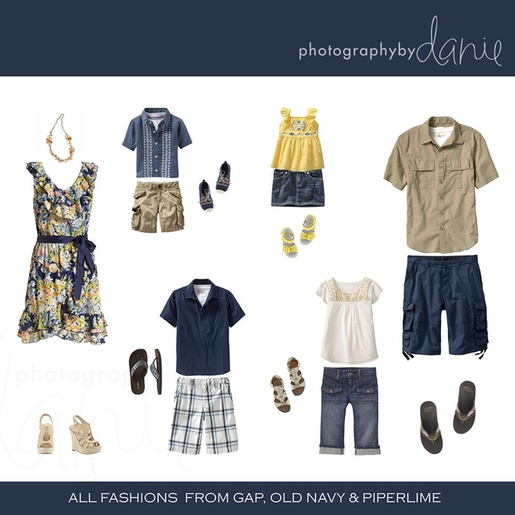 What to wear ~ Family