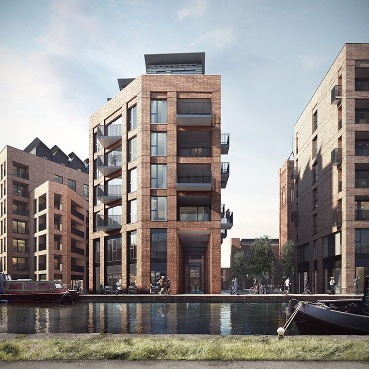 Forbes Massie / 3D Visualisation Studio / London - Work - Jestico + Whiles / Tower Works