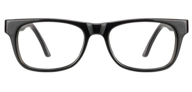 Vincent Chase VC 2056 Black 1010 Wayfarer Eyeglasses