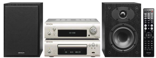 Denon DRA-DCD-F109 MINI SYSTEM HI-FI #denon #hifi #stereo #dcdf109 #minisystem #głośniki #wieża @ www.salonydenon.pl