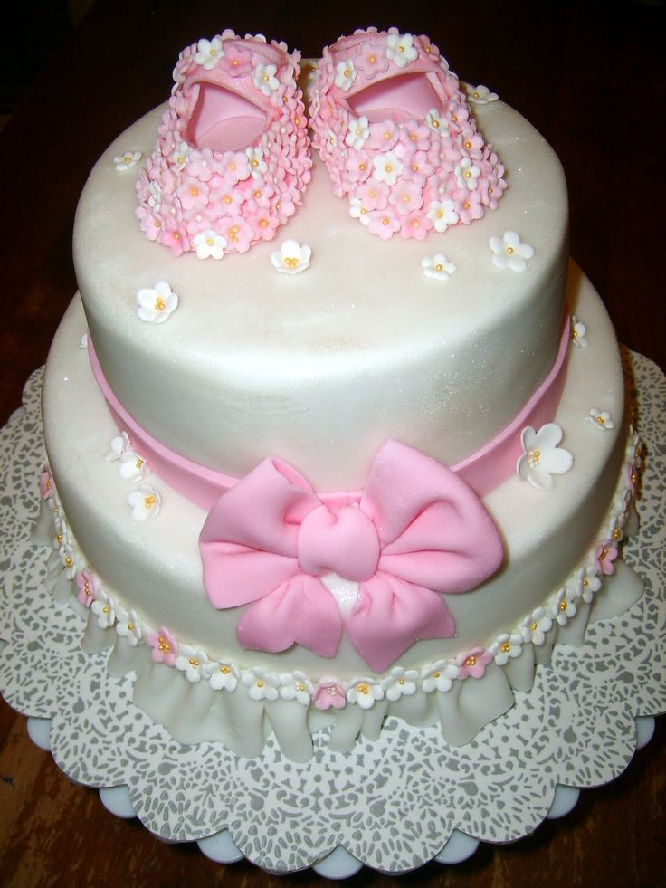 Butter cream babyshowwer cakes caketopia baby shower