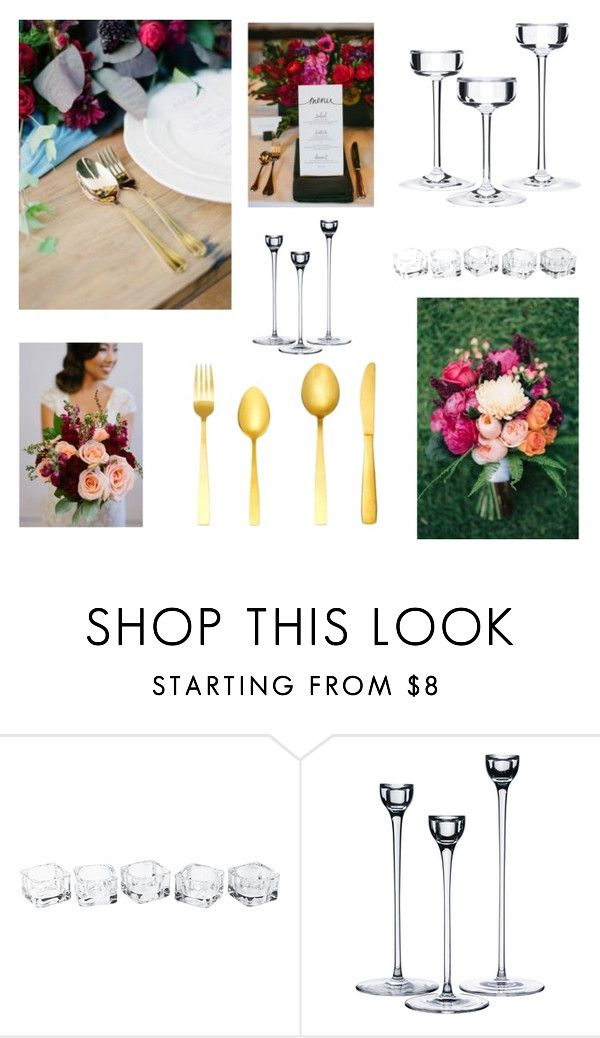 """""""// WEDDING"""" by houseamour on Polyvore featuring beauty"""