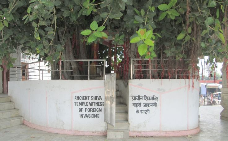 Ancient Shiva Temple, according to historical sources it has witnessed all the foreign invasions on Indian Subcontinent.