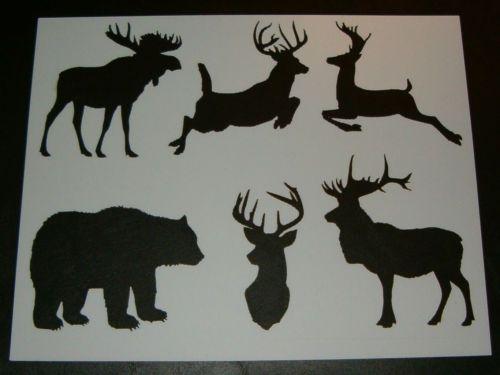 268 Best Images About Stencils On Pinterest