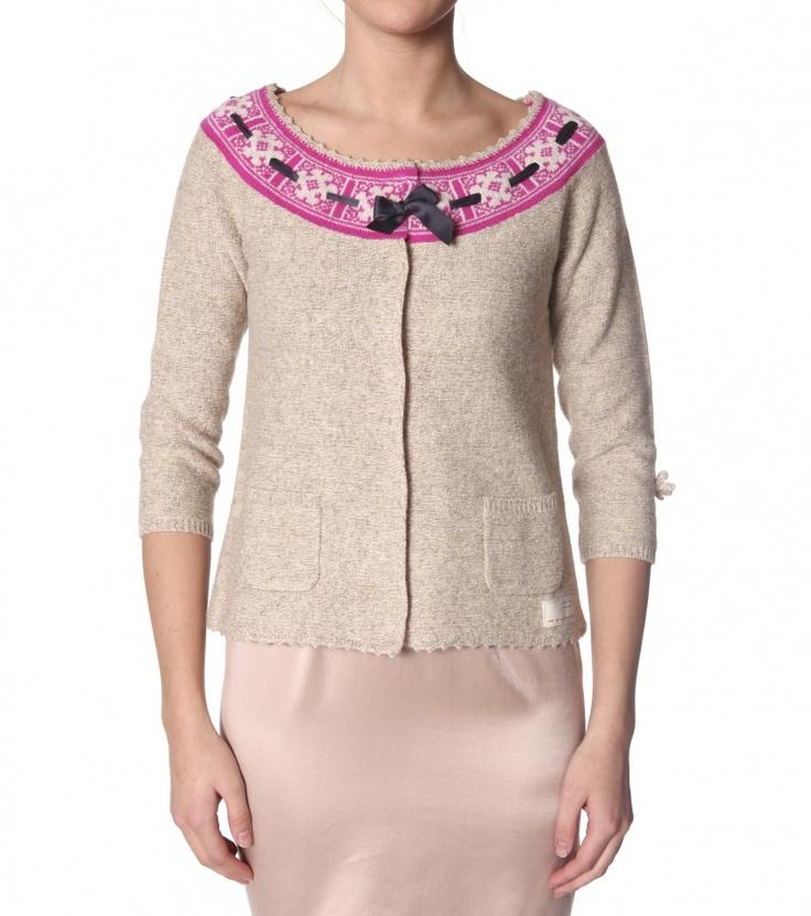 Jacquard jacket by Odd Molly
