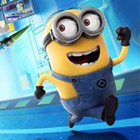 Minion Rush is an endless runner type game. Help the Minion eat as many bananas as you can and dodge all the obstacles that's in the way.                  https://www.freegames66.com/minion-rush