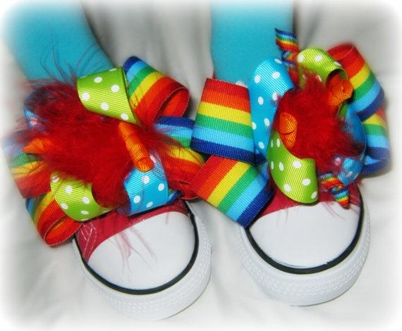 Converse Looks Like Clown Shoes