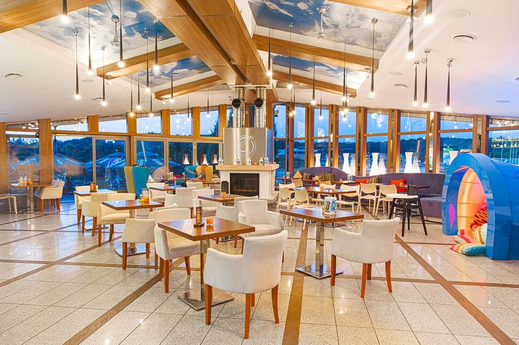 New Malta Yacht Club restaurant in Poznan - Poland #interior #artpin