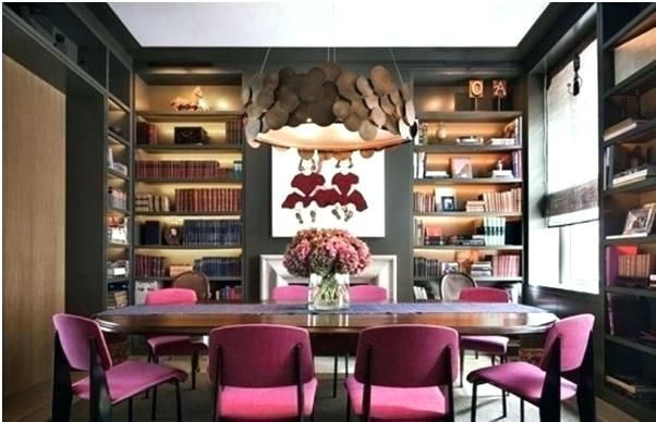 Small Dining Room Office Combo Combination And Ideas ...