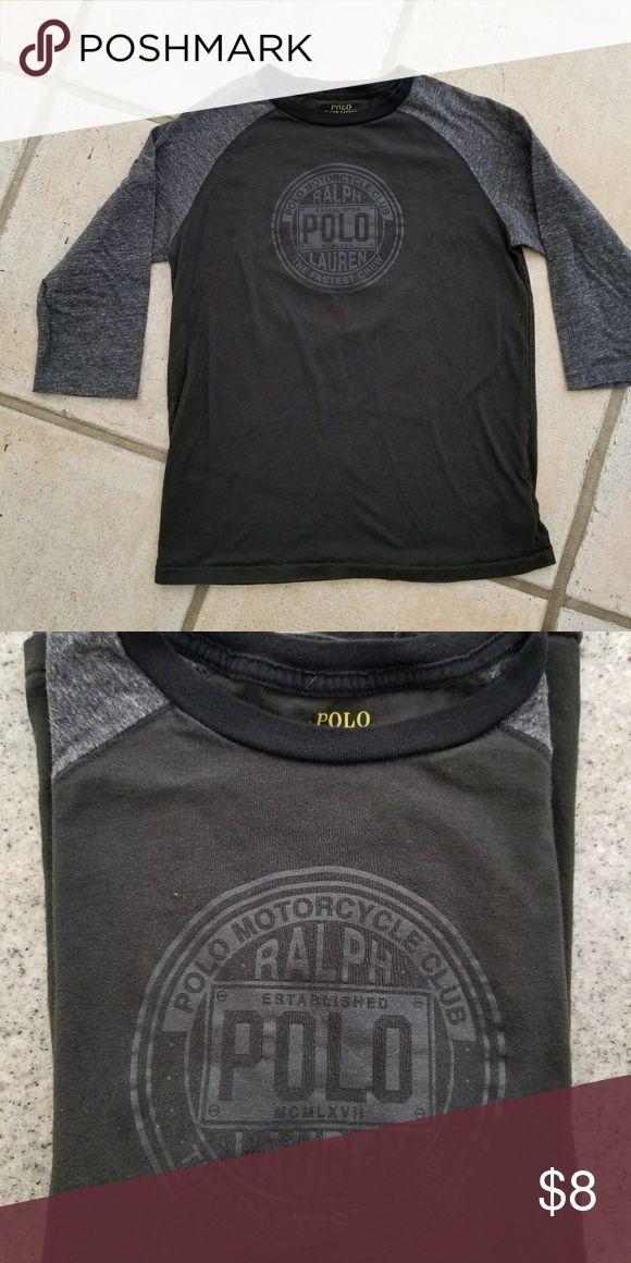 POLO Ralf Lauren T-Shirt 3/4 sleeves Autentic Polo Ralf Lauren Shirts & Tops Tees - Long Sleeve