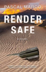 Pascal Marco signs Render Safe, Thursday, December 8 at 7 PM!