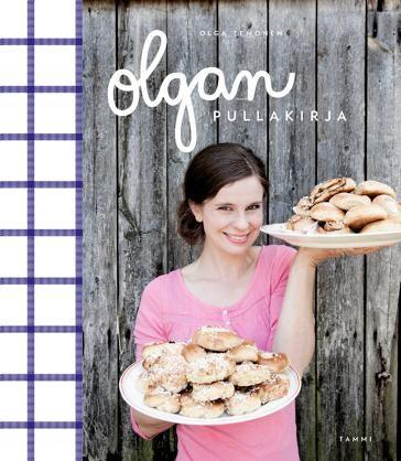 Olgan pullakirja - Olga Temonen - #kirja
