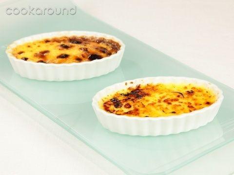 Crème brûlée: Ricette Dolci | Cookaround
