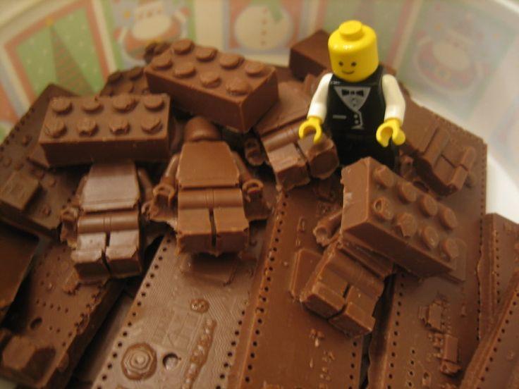 Best Baking Wish List Images On Pinterest Baking Chocolate - Amazing edible lego chocolate stuff dreams made