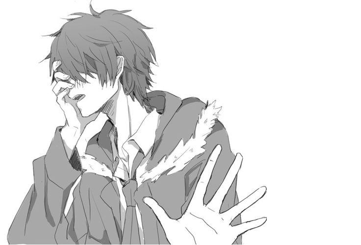 Manga boys are so adorable!