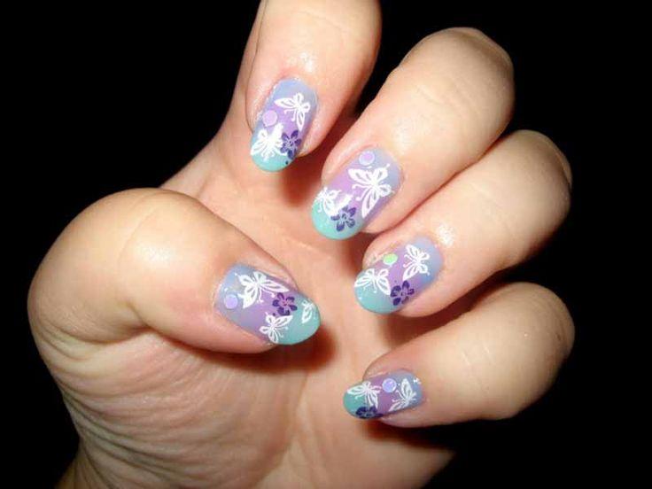 unghie disegni