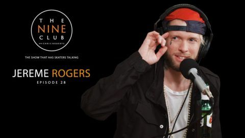 The Nine Club With Chris Roberts | Episode 28 – Jereme Rogers – The Nine Club: Source: The Nine Club