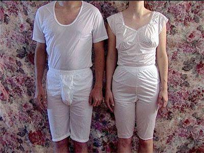 Mormon garments