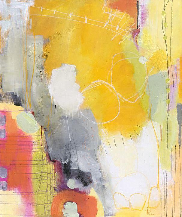 «Project-312»- akryl på lerret - 102x122 cm. Kunstner Ira Ivanova. Jouris©Kunst