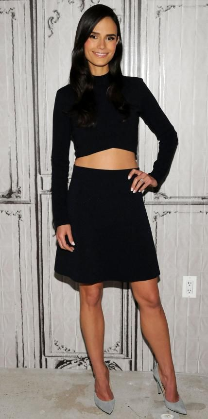 Look of the Day - April 06, 2015 - Jordana Brewster in A.L.C. from #InStyle