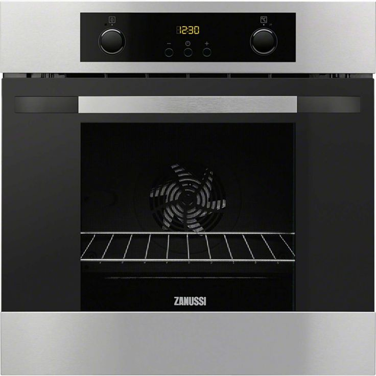 £229.99 ZOA35502XD Electric Single Oven Stainless Steel U25483