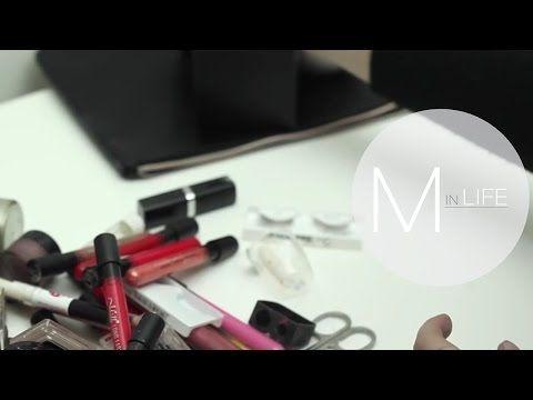 Расхламление и организация косметики | Rachel Aust - YouTube