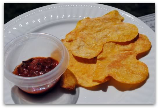 How to Make Your Own Tortilla Chips and Create Fun Shapes! {recipe} | Go Graham Go: Parenting | Recipes | DIY | Brand Ambassador | Product Reviews | NC Mom Blog