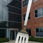 The World's Largest Fork