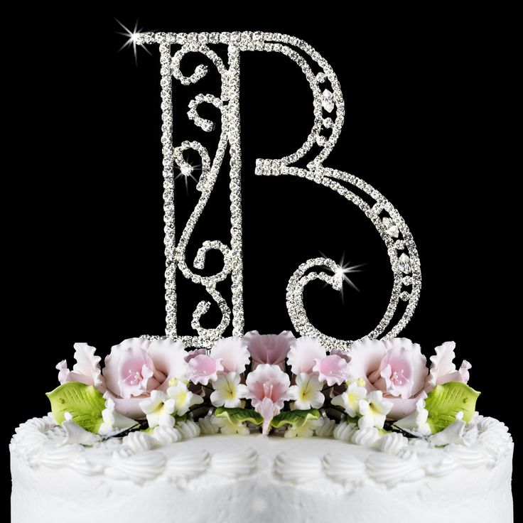 initial wedding cake topper 23 best images about letter b on the flag 16457