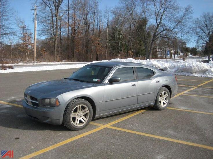 2006 Dodge Charger 4dsd Online Auctions Pinterest