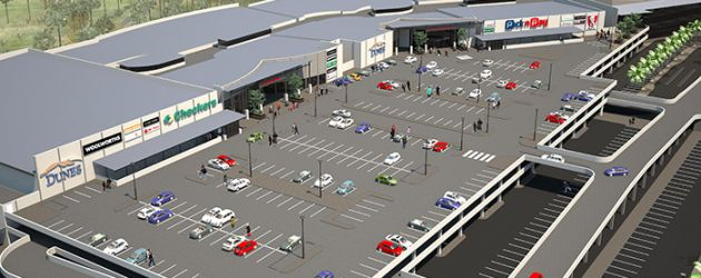 Work has started on a R480 million regional shopping centre Safland is developing for a Tradehold-led consortium in the expanding harbour town of Walvis Bay.  Read more here http://bit.ly/1HKKJay