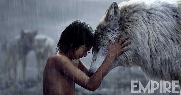 """""""Mogli: O Menino Lobo"""" ganha cartaz - Livros & Citações"""