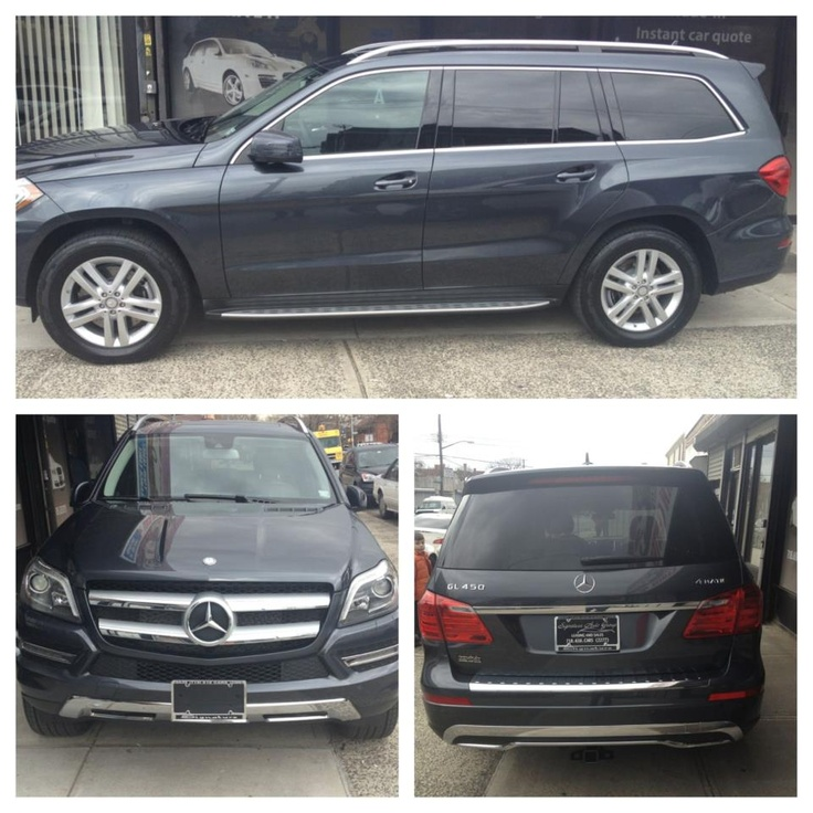 2013 Mercedes-Benz GL450 starting at 799/month