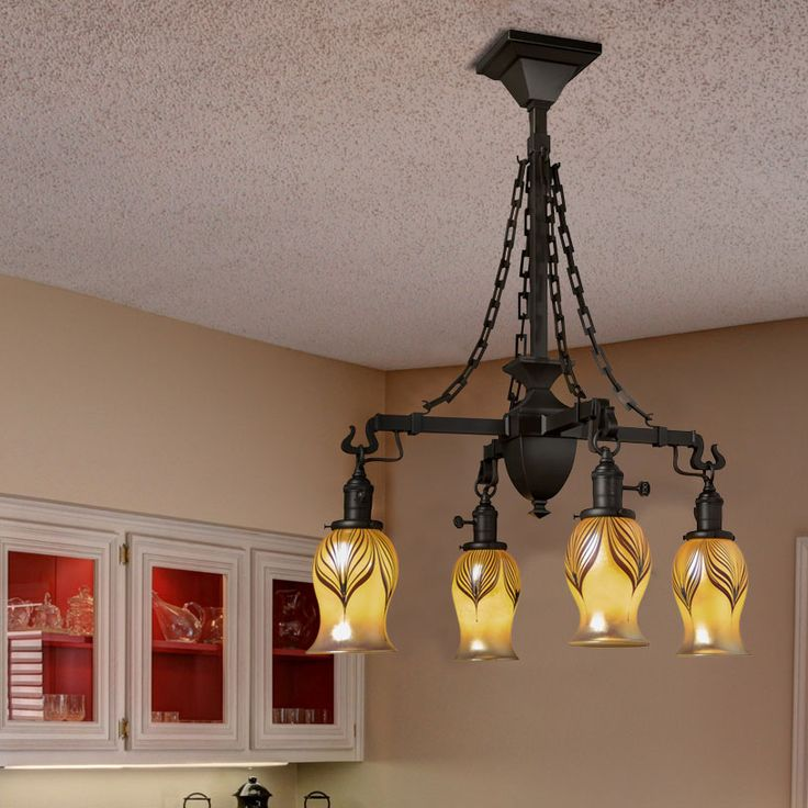 Perfect Dining Room Chandeliers: 12 Best Craftsman Style Chandeliers Images On Pinterest