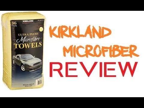Forensic Detailing - Kirkland costco ultra plush microfiber review #autodetailing #detailing #mobiledetailing #cardetailing #cars