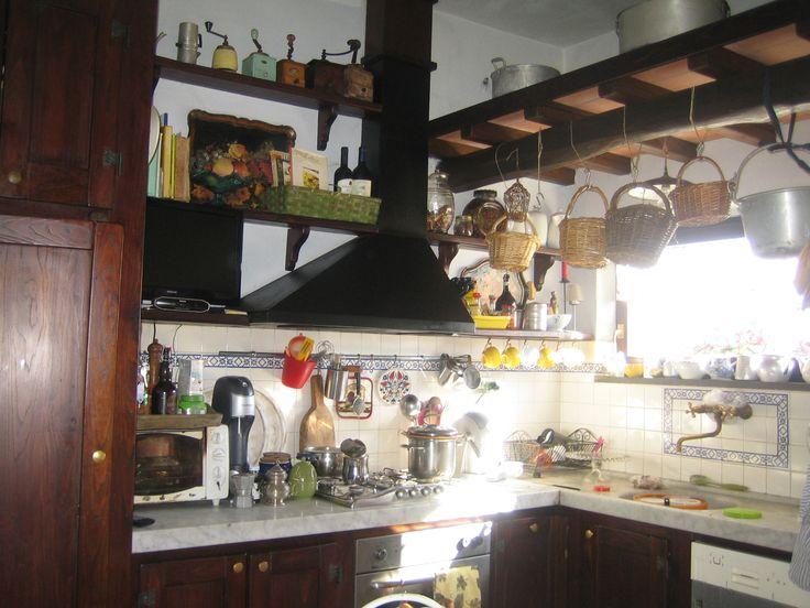 cucina B&B