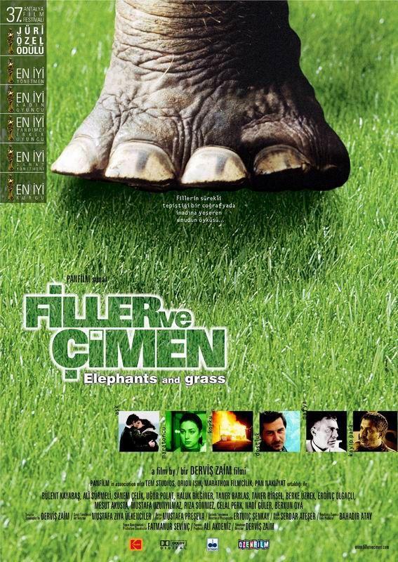 Filler ve Çimen / Derviş Zaim / 2001