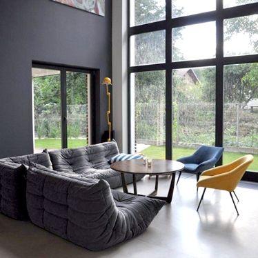 interior / wnętrza _ projekt: Katarzyna Sas / Pomalama