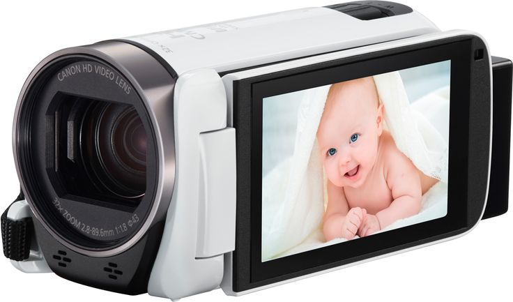 Unveiled: New Canon Vixia Camcorders for 2016