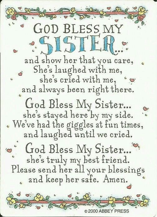 I Love My Sister Quotes Classy The 25 Best My Sister Ideas On Pinterest  Big Sister Quotes