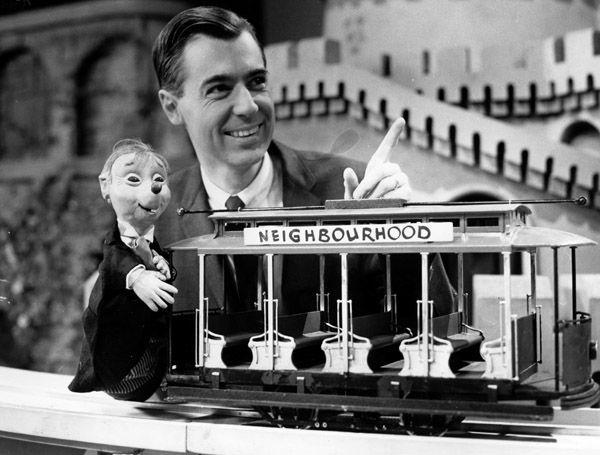 Mister Rogers' Neighborhood ( 1967-2001 ) - Silver Scenes - A Blog