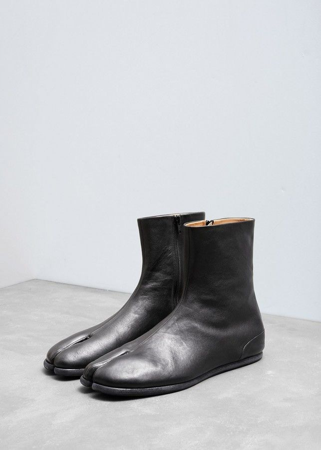 07b26b2ae7 The Best Men's Shoes And Footwear : Maison Margiela Tabi Boots ...