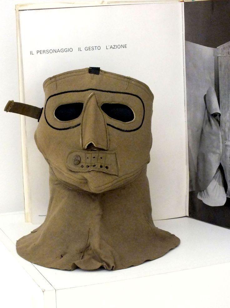 Atelier Pino Pascali - maschera