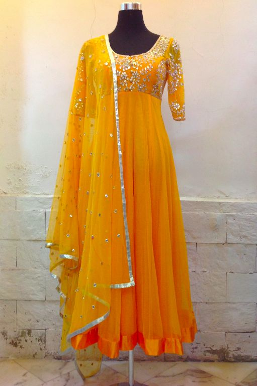 flairy graceful frock suits with beautiful colour combinations frock suits